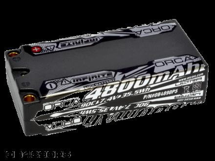 INFINITE LiPo 4800mAh 7.4V 90 SHORT PACK