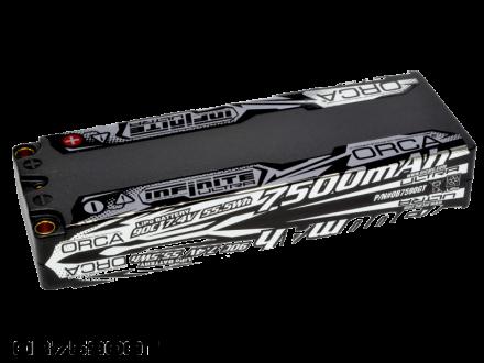 INFINITE ULTRA LiPo 7500mAh 7.4V 90C RACE PACK