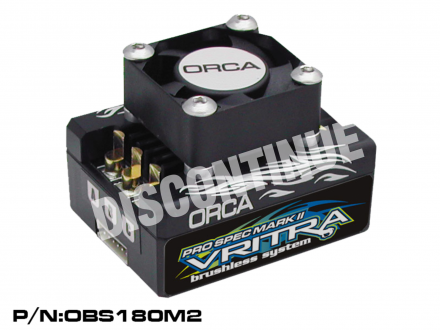 VRITRA VC4 PRO SPEC MK2 SPEED CONTROL