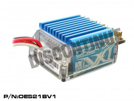 VRITRA VX-1 1:12 ESC BLUE