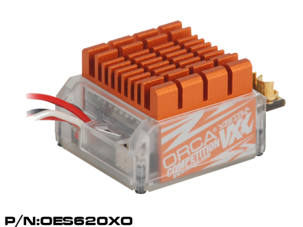 VRITRA VXX COMPETITION ORANGE