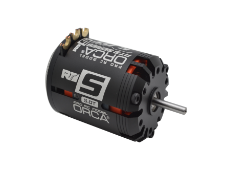 RT S 5.0T BRUSHLESS MOTOR