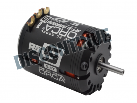 RT S 5.5T BRUSHLESS MOTOR